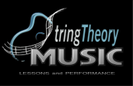 String Theory Music